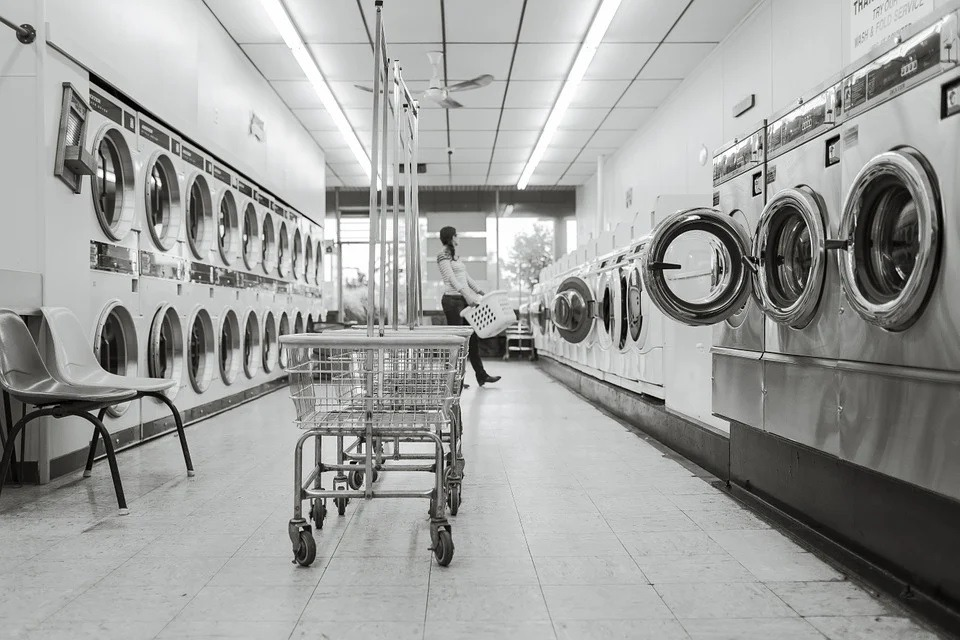 Do laundry only two times a week.